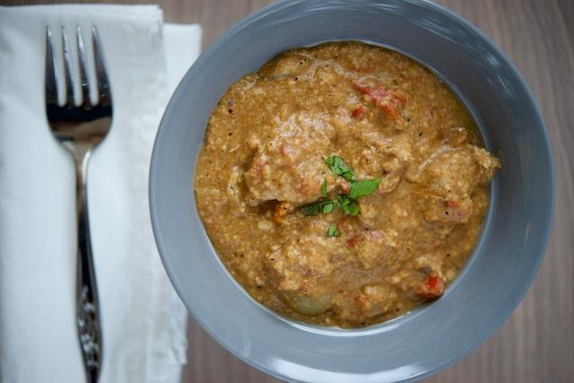 Chicken Tawa Masala Recipe [paleo, primal, gluten-free]