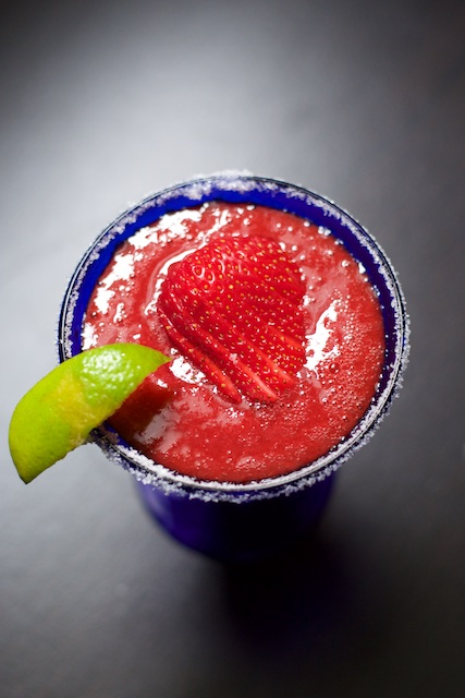 Strawberry-Lime Margarita Recipe [paleo, primal, gluten-free]