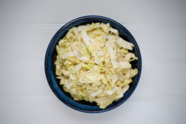 Tangy Cajun Cabbage Slaw Recipe [paleo, primal, gluten-free, vegetarian]
