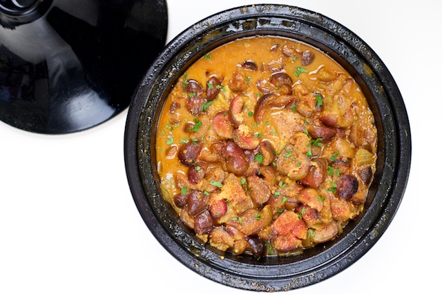 Chicken and Fig Tagine Recipe [paleo, primal, gluten-free]