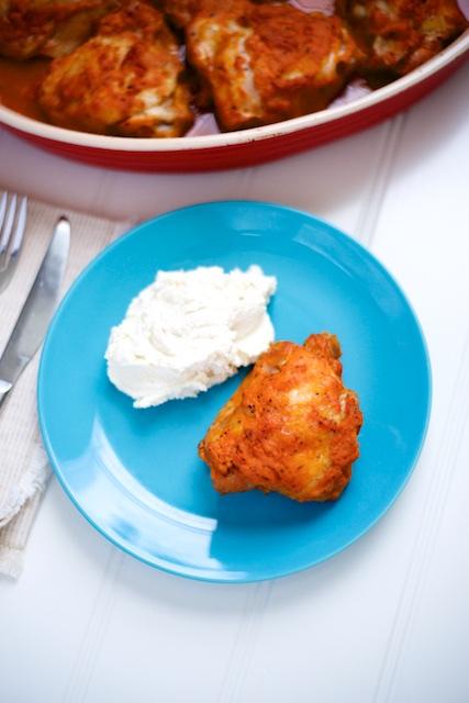"""""""Nashville"""" Hot Garlic Chicken Recipe [paleo, primal, gluten-free]"""
