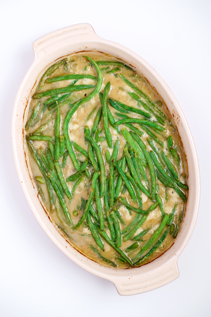 Share Paleo Green Bean Casserole to Pinterest