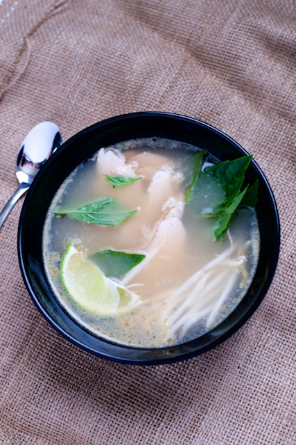 Thanksgiving Leftovers Turkey Pho Recipe [paleo, primal, gluten-free]