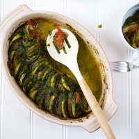 Pesto Ratatouille