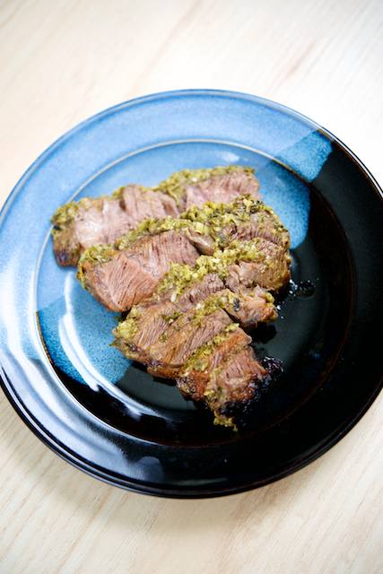 Asian-Inspired Chimichurri Roast Recipe [paleo, primal, gluten-free, dairy-free] (1)