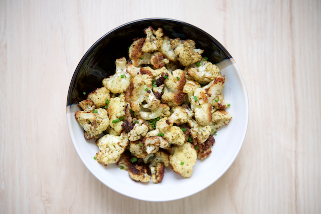 Roasted Ranch Cauliflower Recipe [paleo, primal, gluten-free, dairy-free, keto]