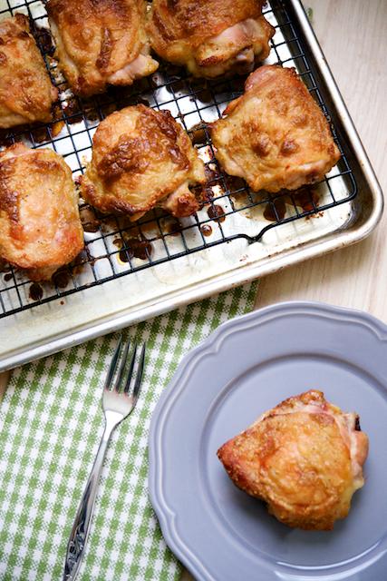 Caesar Marinated Chicken Thighs Recipe [paleo, primal, gluten-free, keto] (2)